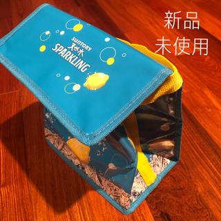 サントリー(サントリー)の☆新品未使用☆サントリー天然水 保冷バッグ(弁当用品)
