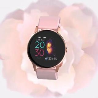 スマートウォッチ 活動量計 心拍計 Android(腕時計(デジタル))