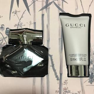 Gucci - GUCCI GUCCI香水 バンブー