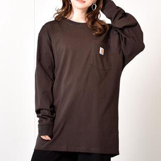 カーハート(carhartt)のカーハート 長袖Tシャツ(Tシャツ/カットソー(七分/長袖))