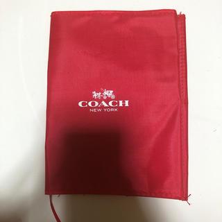 コーチ(COACH)のCOACH ブックカバー 手帳ケース(ブックカバー)