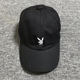 プレイボーイ(PLAYBOY)の新品【 PLAYBOY 】6パネル スナップバック CAP(キャップ)