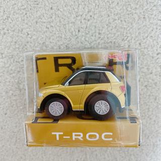 フォルクスワーゲン(Volkswagen)のワーゲン T-ROC チョロQ(ミニカー)