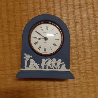 ウェッジウッド(WEDGWOOD)の時計(置時計)