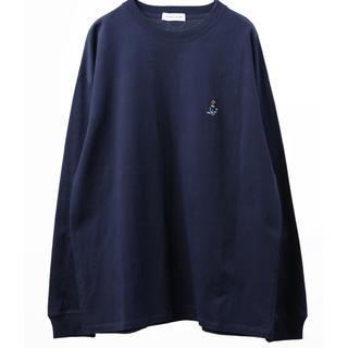 フリークスストア(FREAK'S STORE)のスケートベア ロングスリーブTシャツ FREAK'S STORE(Tシャツ/カットソー(七分/長袖))