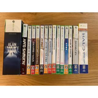 マイクロソフト(Microsoft)のXBOXゲームソフトイロイロ(家庭用ゲームソフト)