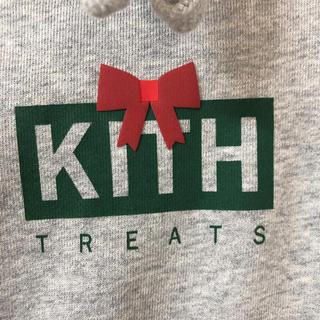 ステューシー(STUSSY)のkith treats gift box logo hoodie(パーカー)