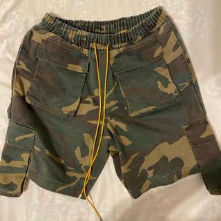 定価6万円 RHUDE20ss cargo shorts(ショートパンツ)