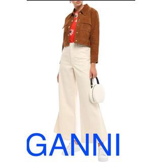 バーニーズニューヨーク(BARNEYS NEW YORK)のganni ガニー byfar Cecilie Bahnsen ROTATE(カジュアルパンツ)