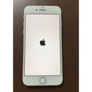 アップル(Apple)のiPhone8 64GB シルバー(スマートフォン本体)