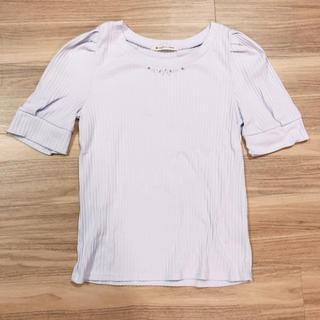 マジェスティックレゴン(MAJESTIC LEGON)のTシャツ カットソー トップス(Tシャツ/カットソー(半袖/袖なし))