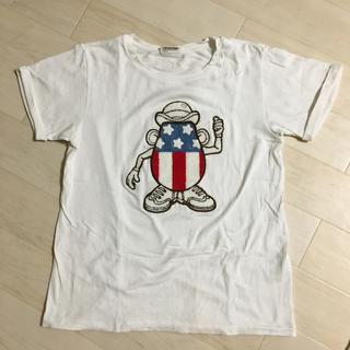 トイストーリー(トイ・ストーリー)のミスターポテトヘッド 半袖 M(Tシャツ(半袖/袖なし))