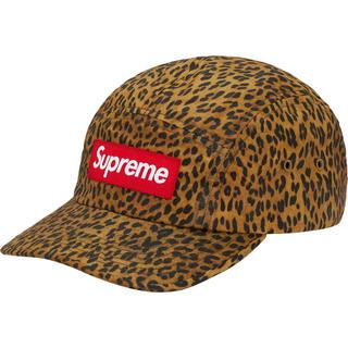 シュプリーム(Supreme)のSupreme®/Barbour® Waxed Cotton Camp Cap(キャップ)