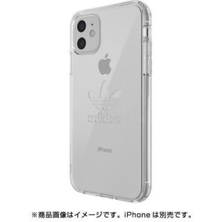 アディダス(adidas)のアディダス クリアケース(iPhoneケース)