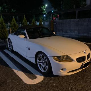ビーエムダブリュー(BMW)のBMW Z4 e85 2004年式(車体)