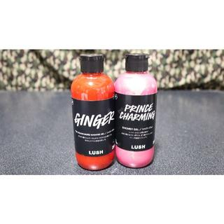 ラッシュ(LUSH)のLUSH SHOWER GEL GINGER/PRINCE CHARMING(その他)