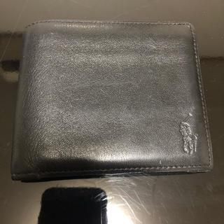 ポロラルフローレン(POLO RALPH LAUREN)のPOLO Ralph Lauren 本革財布(折り財布)