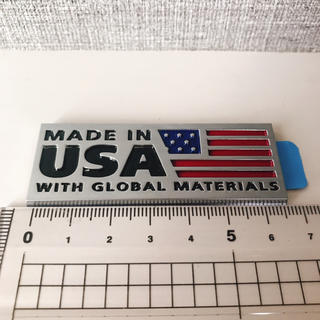 【MAC TOOLS 】MADE IN USA エンブレム (その他)