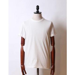 ダブルジェーケー(wjk)のwjk end roll cut&sewn C/N  カットソー M(Tシャツ/カットソー(半袖/袖なし))