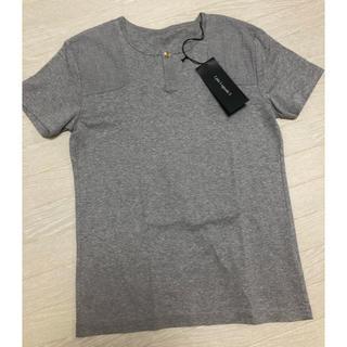 ウノピゥウノウグァーレトレ(1piu1uguale3)の新品未使用 ウノピュウノウグァーレトレ ヘンリーネックT(Tシャツ/カットソー(半袖/袖なし))