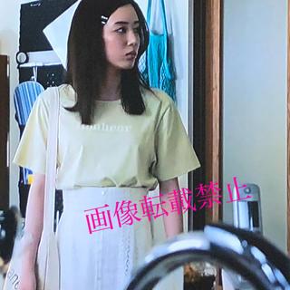 ダズリン(dazzlin)の♡ダズリン♡ レディライクコットンスカート ホワイト(ロングスカート)