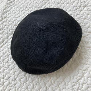 グローバルワーク(GLOBAL WORK)の帽子 ベレー帽 リブ(帽子)