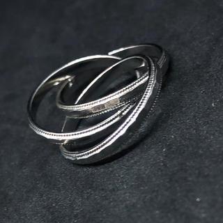 三連 トリニティ リング 指輪(リング(指輪))