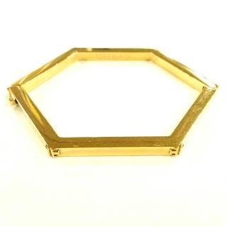 トリーバーチ(Tory Burch)のトリーバーチ バングル美品  - 金属素材(ブレスレット/バングル)