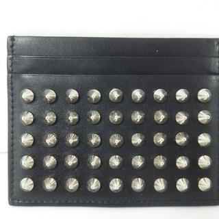 クリスチャンルブタン(Christian Louboutin)のクリスチャンルブタン カードケース美品 (名刺入れ/定期入れ)