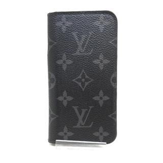 ルイヴィトン(LOUIS VUITTON)のルイヴィトン 携帯電話ケース M62640(モバイルケース/カバー)