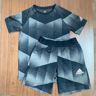 アディダス(adidas)のアディダス サッカーTシャツ&パンツ(サッカー)