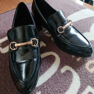 グレイル(GRL)のグレイル ビット ローファー パンプス(ローファー/革靴)