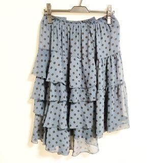 コムデギャルソン(COMME des GARCONS)のコムデギャルソン ロングスカート サイズXS(ロングスカート)