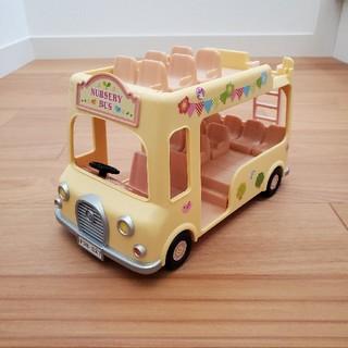 エポック(EPOCH)のシルバニアファミリー 幼稚園バス(キャラクターグッズ)