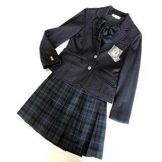 クミキョク(kumikyoku(組曲))のKUMIKYOKU  組曲 セレモニー スーツ 受験 卒業 小学校 150cm(ドレス/フォーマル)