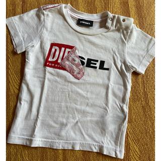 ディーゼル(DIESEL)のDIESEL Tシャツ ベビー 80(Tシャツ)