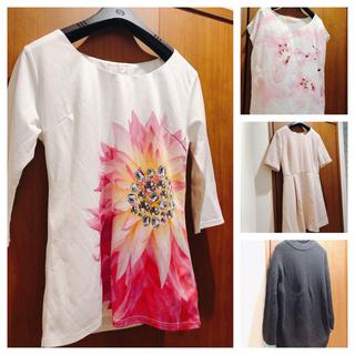 レディー(Rady)のトップス、ワンピース  セット売り(Tシャツ(長袖/七分))