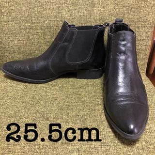 イエナスローブ(IENA SLOBE)のかずみん様専用スティルモーダ ショートブーツ 革製 25.5cm相当(ブーツ)