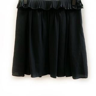 ルシェルブルー(LE CIEL BLEU)のルシェルブルー ミニスカート サイズ38 M(ミニスカート)