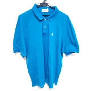 Munsingwear - マンシングウェア 半袖ポロシャツ サイズEL