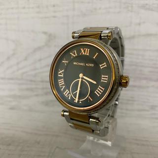 マイケルコース(Michael Kors)の「美品」Michael Kors 時計 メンズ レディース(腕時計(アナログ))