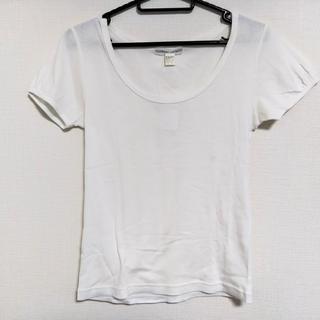 ツモリチサト(TSUMORI CHISATO)のツモリチサト 半袖Tシャツ サイズ2 M 白(Tシャツ(半袖/袖なし))