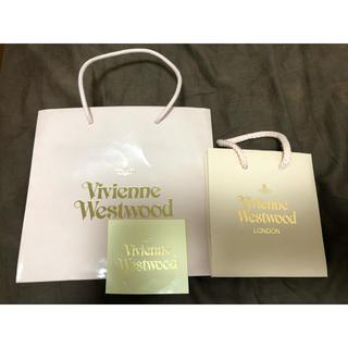 ヴィヴィアンウエストウッド(Vivienne Westwood)のヴィヴィアンウエストウッド ショップ袋(ショップ袋)