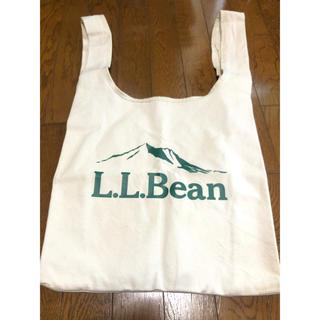 エルエルビーン(L.L.Bean)のL.L.Bean マルシェ トートバッグ エコバッグ ①(エコバッグ)