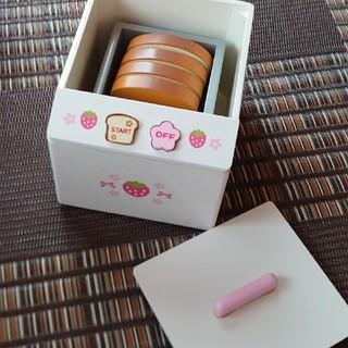 マザーガーデン パン焼き器 ホームベーカリー(知育玩具)