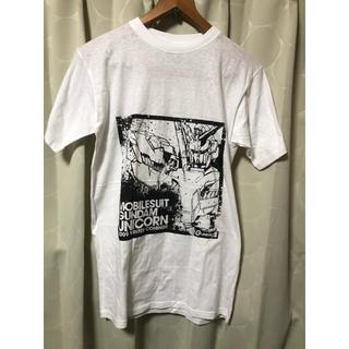 バンダイ(BANDAI)の古着 機動戦士ガンダムUC ユニコーン モビルスーツ 半袖 Tシャツ(Tシャツ/カットソー(半袖/袖なし))