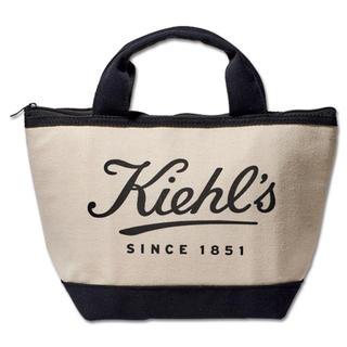 キールズ(Kiehl's)の【&ROSYアンドロージー 19年9月付録】キールズ 夏のビューティ3点セットD(トートバッグ)
