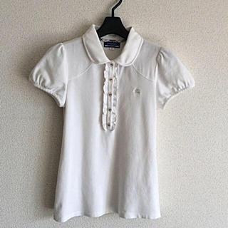 バーバリーブルーレーベル(BURBERRY BLUE LABEL)のバーバリーブルーレーベルポロシャツ(ポロシャツ)