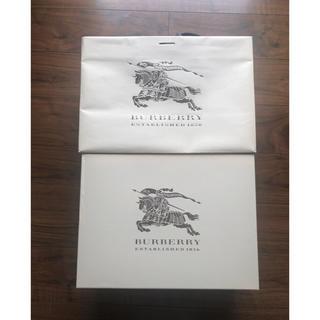 バーバリー(BURBERRY)のBurberry 箱 (ショップ袋)