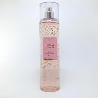 バスアンドボディーワークス(Bath & Body Works)のBBW Champagne Toast ボディーミスト  (香水(女性用))